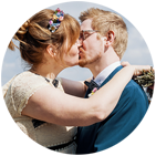 Brautpaar Testimonial Portraitbild 01